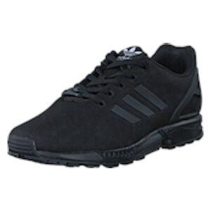 adidas Originals Zx Flux J Core Black/Core Black/Core Bla, Shoes, svart, EU 30
