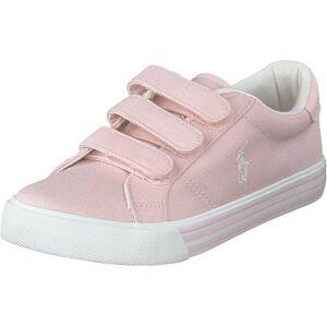 Ralph Lauren Junior Edgewood Ez Light Pink, Sko, Sneakers og Treningssko, Lave Sneakers, Rosa, Barn, 25