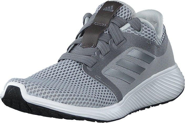 adidas Sport Performance Edge Lux 3 W Grey Two F17/silver Met./grey, Sko, Sneakers og Treningssko, Løpesko, Blå, Grå, Sølv, Dame, 39
