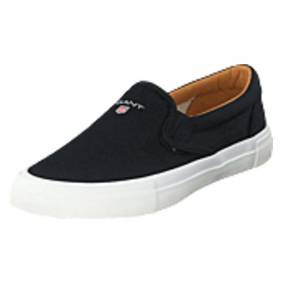Gant Sundale Slip-on Shoes G00 - Black, Shoes, svart, EU 43
