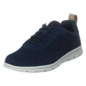 Timberland Graydon Knit Oxford Black Iris, shoes, blå, EU 43