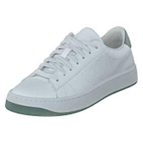 Kenzo K-logo Lace Up Sneaker Bottle Green, Shoes, blå, EU 39