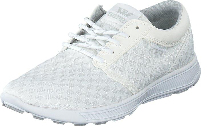 Supra Hammer Run White-White, Sko, Sneakers & Sportsko, Sneakers, Hvit, Herre, 40