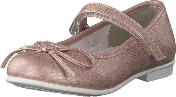 Wildflower Sauer Pink, Sko, Lave sko, Maryjanes, Rosa, Brun, Barn, 24