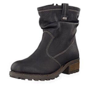 Rieker Y0463-00 Black, Shoes, svart, EU 37