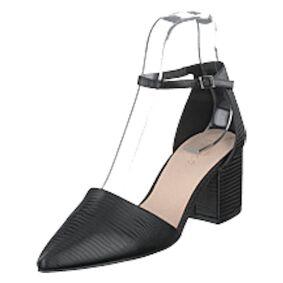 Bianco Divided Pump Black 8, Shoes, grå, EU 39
