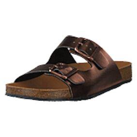 Scholl Greeny Mule Bronze, Shoes, brun, EU 38