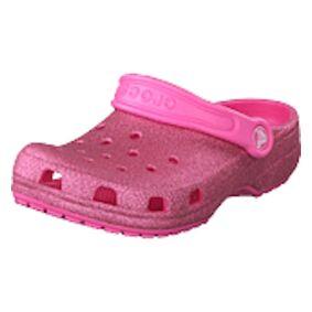 Crocs Classic Glitter Clog K Pink Lemonade, Shoes, rosa, EU 32/33