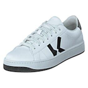 Kenzo Kourt Lace Up Sneakers White, shoes, hvit, EU 39