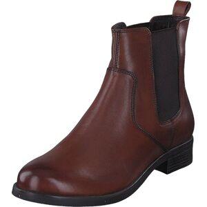 Emma 451-7088 Cognac, Sko, Boots, Chelsea boots, Brun, Dame, 37