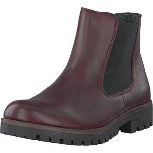 Rieker 78570-35 Chianti, Sko, Boots, Chelsea boots, Lilla, Dame, 41