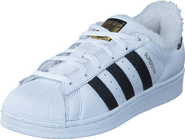 free shipping 6c07a 21bd7 adidas Originals Superstar W Ftwr White Core Black Gold Met, Sko, Sneakers