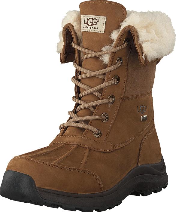 UGG Adirondack III Chestnut, Sko, Boots, Varmforet boots, Brun, Dame, 39