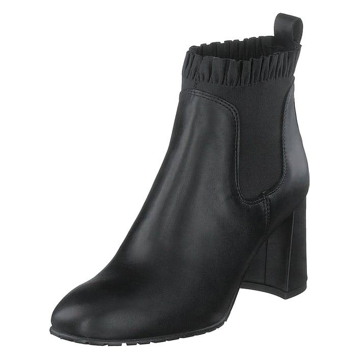 Ilse Jacobsen Hope5001 Black, Dame, Sko, Ankel støvler, Svart, EU 37