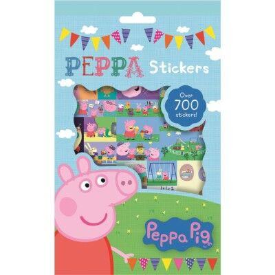 Peppa Pig Klistremerker 700 stk