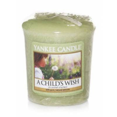 Yankee Candle Classic Mini A Child's Wish Candle 49 g