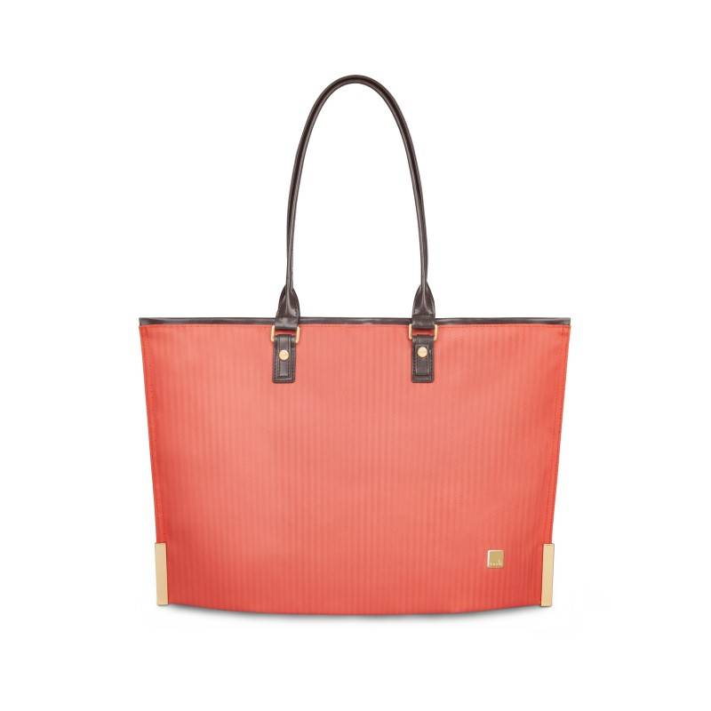 "Moshi Aria Tote 13"" Laptop Amber Orange 1 stk Veske"