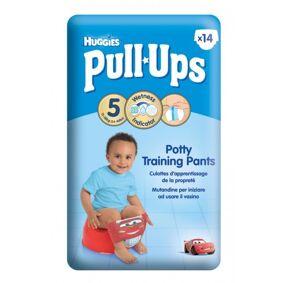 Huggies Pull Ups Potty Training Pants Medium 14 stk Bleier