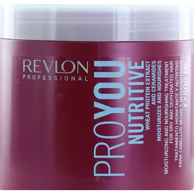 Revlon Pro You Nutritive Treatment 500 ml