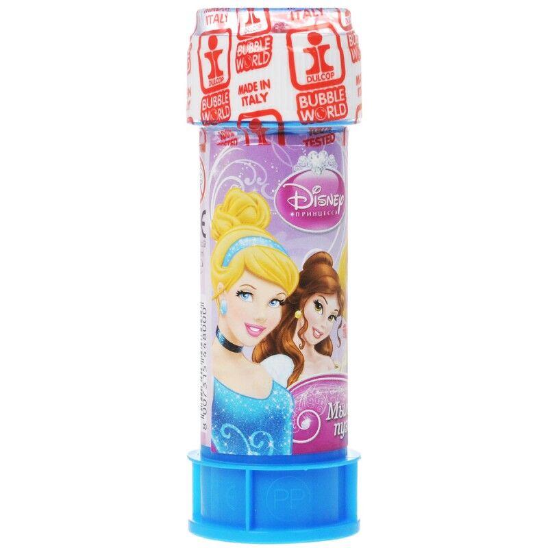 Disney Princess Soap Bubbles 60 ml Kids Accesories
