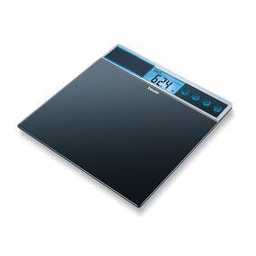 Beurer GS39 Talking Glass Bathroom Scale 1 stk Badevekt