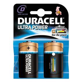 Duracell Ultra Power MX1300 2 stk Batterier
