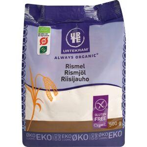 Urtekram Rismel Glutenfri Øko 500 g Baking