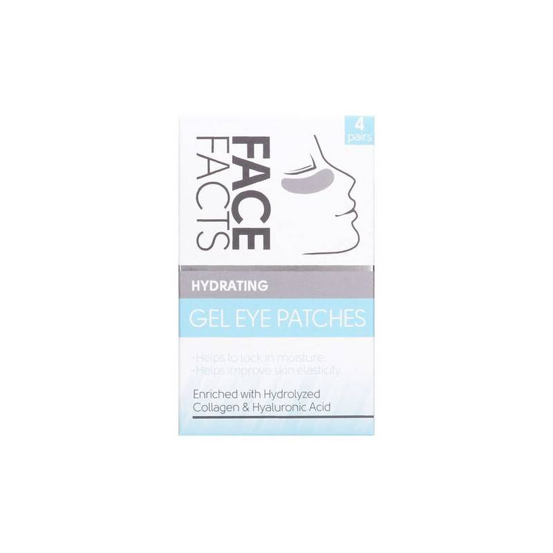 Face Facts Hydrating Gel Eye Patches 4 par Øyenmaske