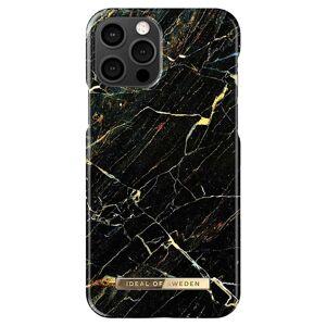 iDeal Of Sweden Fashion Case iPhone 12 Pro Max Port Laurent Marble iPhone 12 Pro Max Deksler og etui