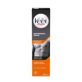 Veet Hair Removal Cream For Men Normal Skin 200 ml Hårfjerning
