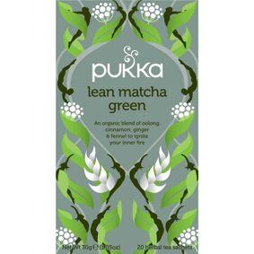 Pukka Lean Matcha Green Tea Øko 20 sachets Te