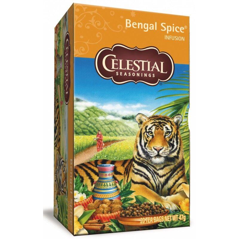Celestial Bengal Spice 20 sachets Te