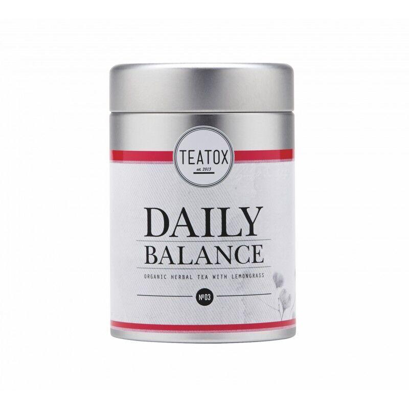 Teatox Daily Balance Organic Wellness 50 g Te