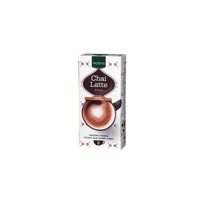 Fredsted Chai Latte Cocoa 208 g Te