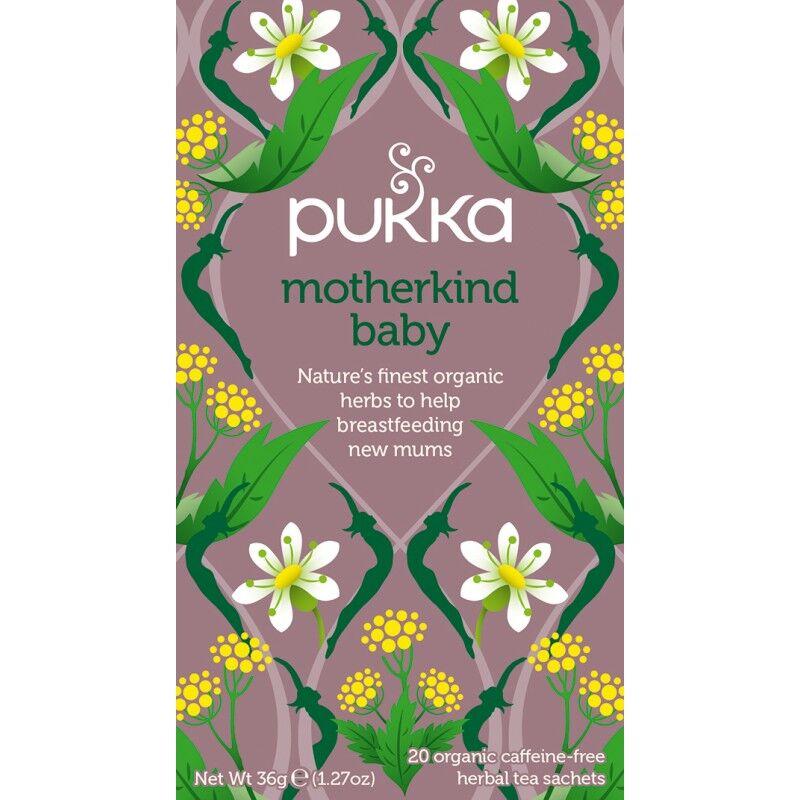 Pukka Motherkind Baby Tea Øko 20 sachets Te