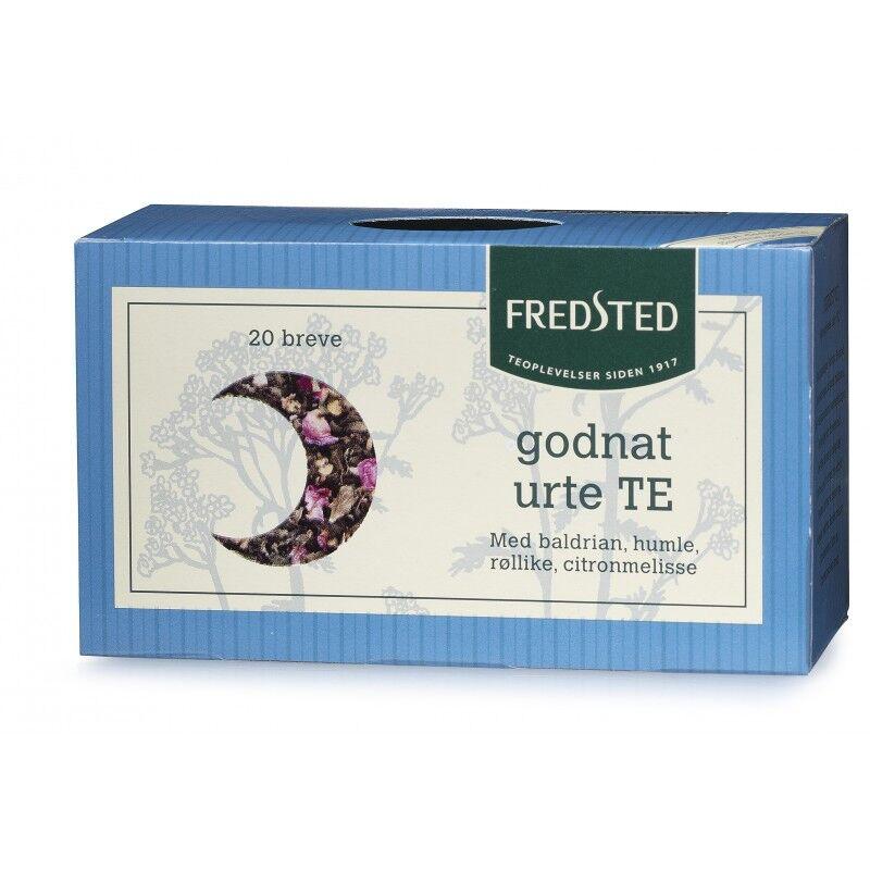Fredsted Good Night Tea 20 sachets Te