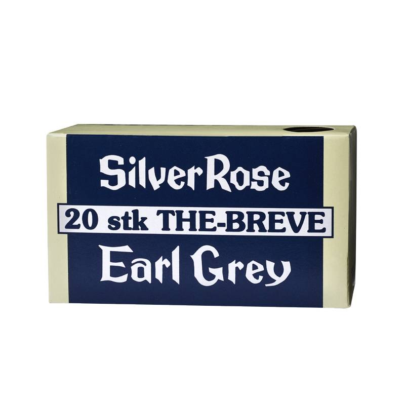 Fredsted Silver Rose Earl Grey 20 sachets Te