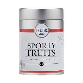 Teatox Sporty Fruits Organic Fruit Tea 90 g Te