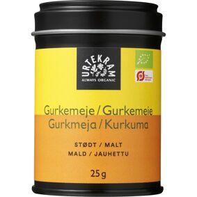 Urtekram Gurkemeje Øko 25 g Krydder