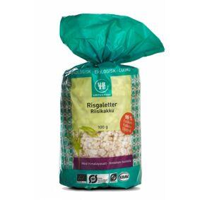 Urtekram Riskaker Salt Eco 100 g Snack