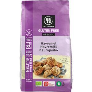 Urtekram Havremel Glutenfri Øko 500 g Baking
