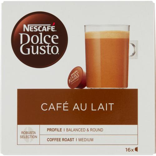 Nescafe Dolce Gusto Cafe Au Lait...