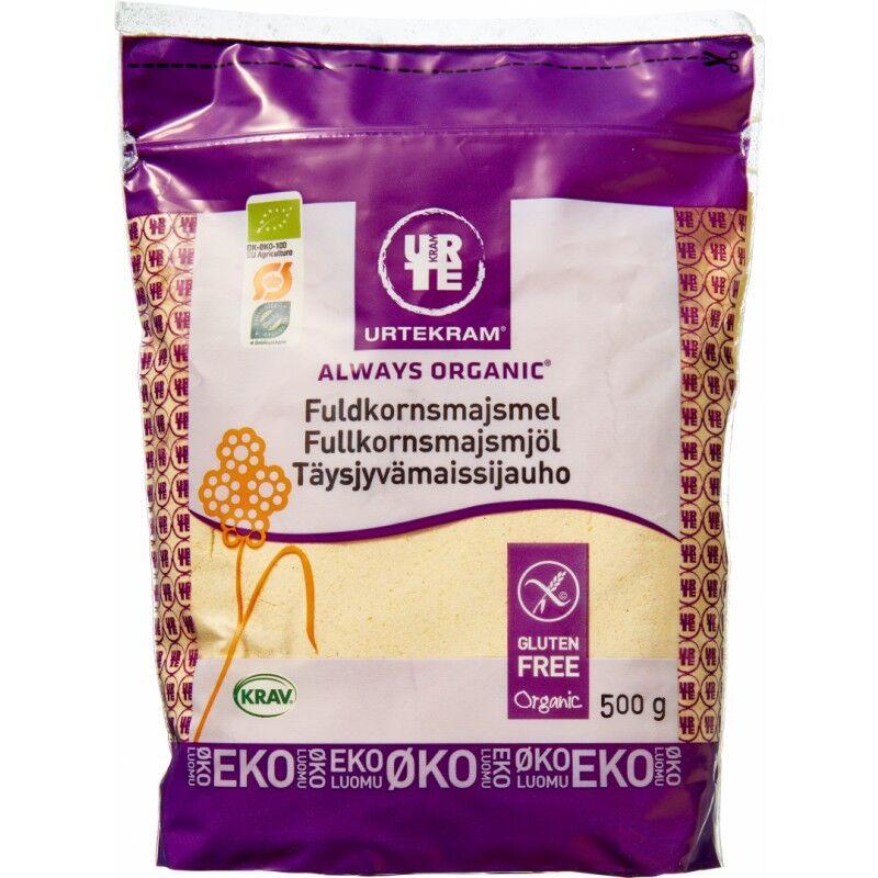 Urtekram Fullkornsmel Øko 500 g Baking