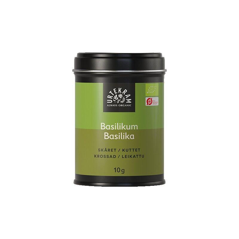 Urtekram Basilikum Øko 10 g Krydder