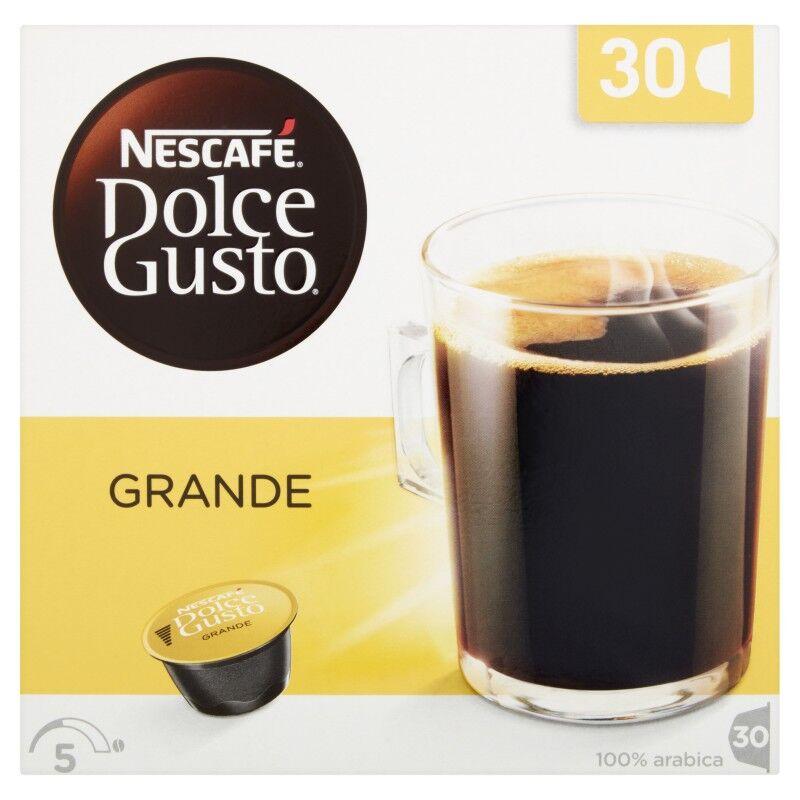 Nescafe Dolce Gusto Grande Big Pack 30 stk Kaffekapsler