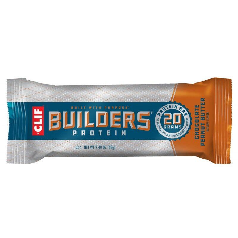 Clif Bar Builders Bar Chocolate Peanut Butter 68 g Proteinbar