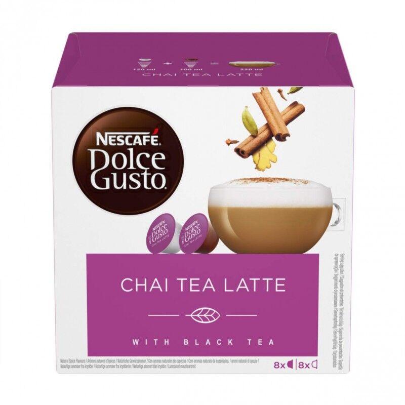 Nescafe Dolce Gusto Chai Tea Latte 16 stk Kaffekapsler
