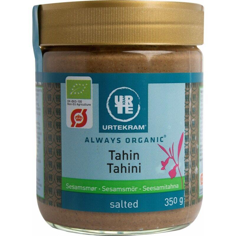 Urtekram Tahin Sesamsmør Salt Øko 350 g Smørepålegg