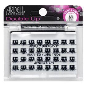 Ardell Double Up Trio Lashes Medium Black 32 stk Falske øyevipper