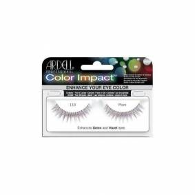 Ardell Color Impact False Eyelashes 110 Plum 1 par Falske øyevipper
